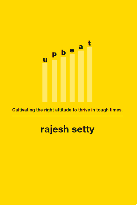 Rajesh Setty's New Book: UPBEAT