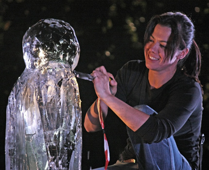 2013.12.09_One and Other-Ice Sculpture