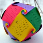 Rhombic Dodecareuleaux Calendar by Phillip Chapman-Bell