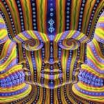 7 Faces Optical Illusion - by RevXanatosSatanicos