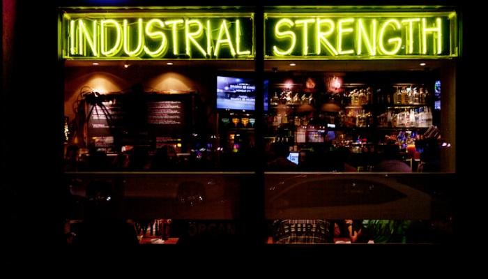 Industrialstrength by JermeyBrooks