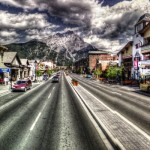 Downtown Banff - Kevin Dooley