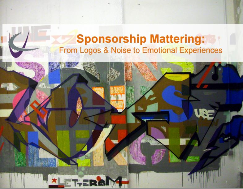 Sponsorship Mattering