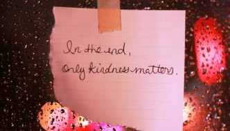 Cultivating Conference Kindness Not Cynicism