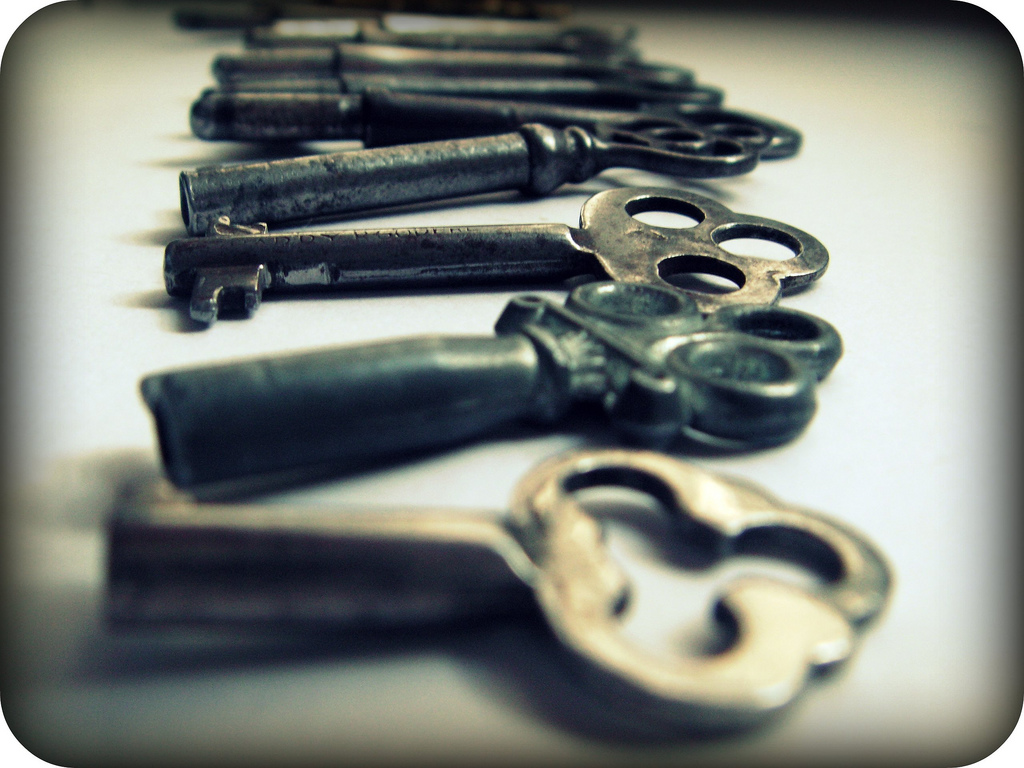 Keys by Hayley Bouchard, on Flickr